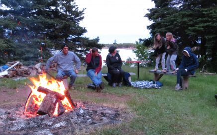 Friday night campfire(1)