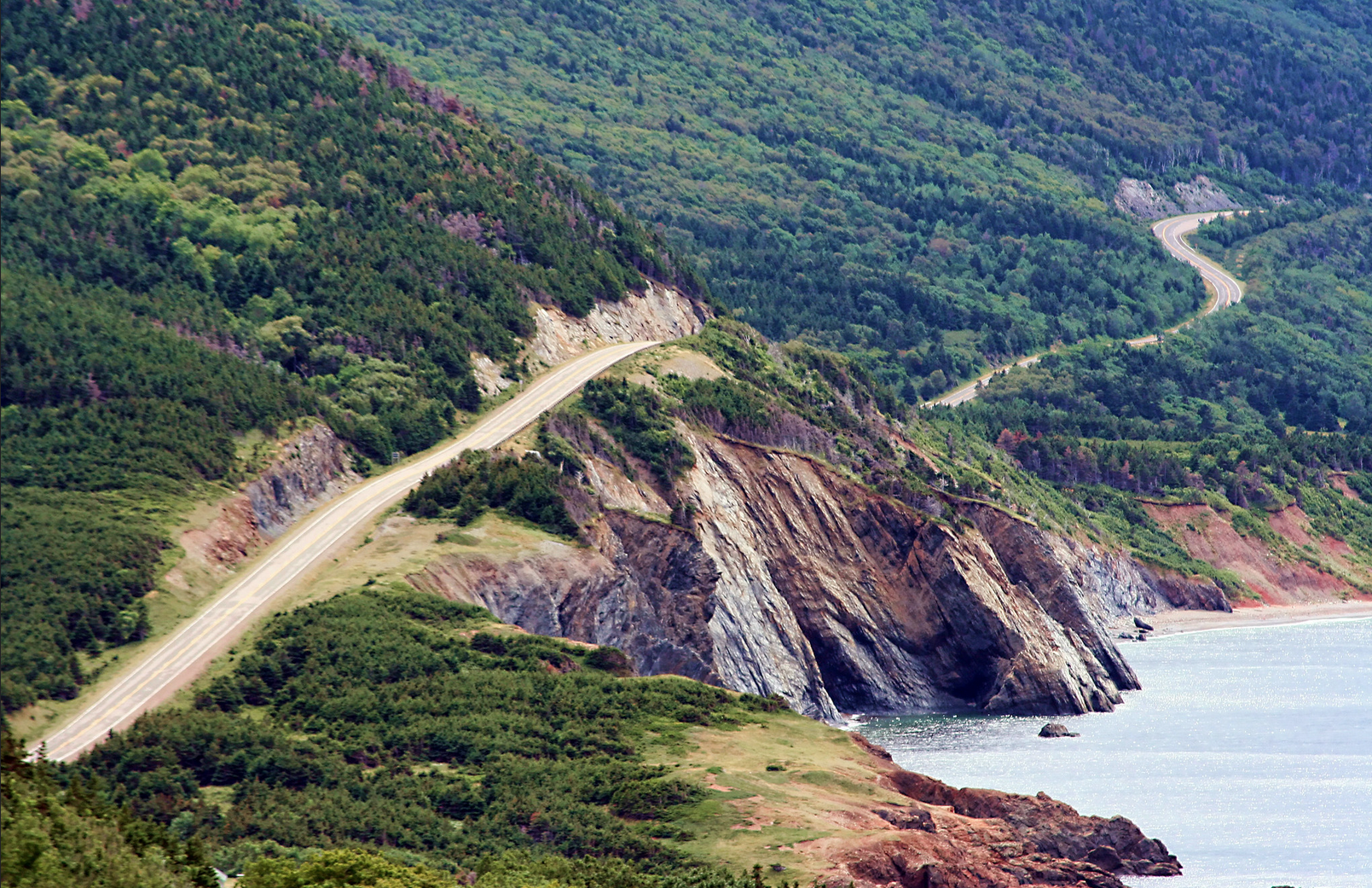 Home of the Cabot Trail